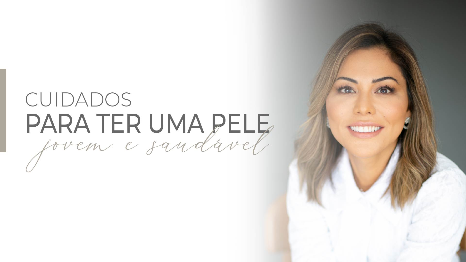 Read more about the article Como manter a pele jovem e saudável?