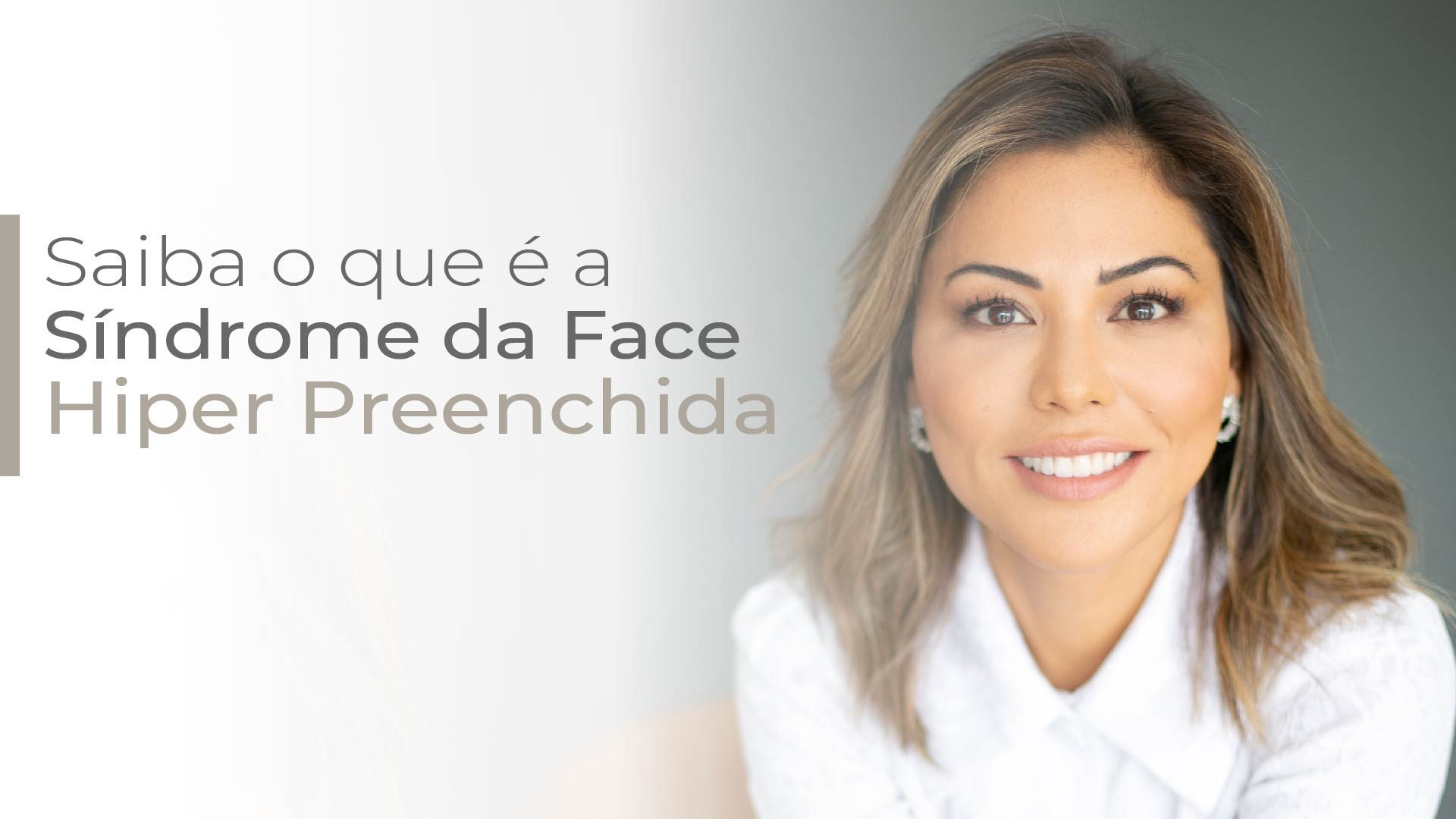 Read more about the article Síndrome da face hiper preenchida: o que é?