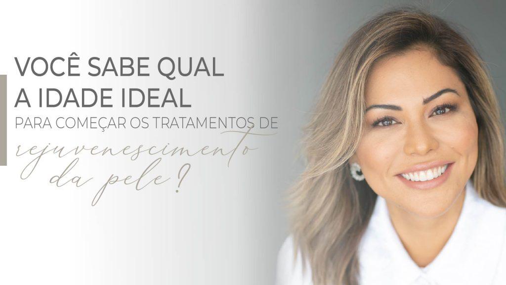 Tratamentos para rejuvenescimento facial: quando fazer?